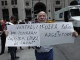 """Fuera los buitres de Argentina"""