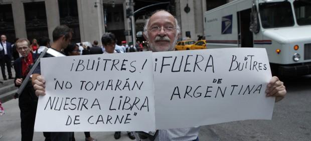 Dimite el presidente del Banco Central de Argentina