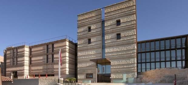 Parador de Lorca, lo antiguo y lo moderno en un sólo edificio