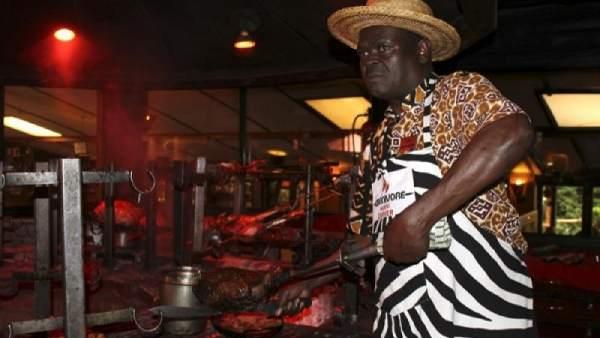 Restaurante Carnivore, de Nairobi