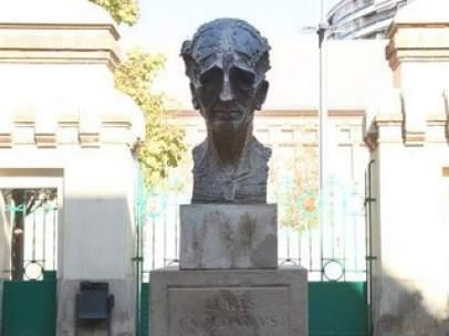 Busto de Lluís Companys