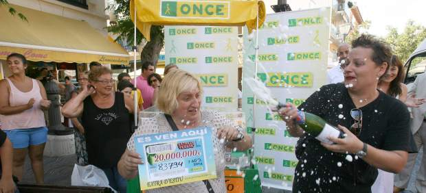 Premio de la ONCE