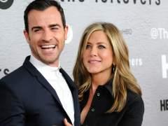 El motivo de la ruptura entre Jennifer Aniston y Justin Theroux
