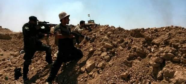 Lucha en Irak contra el Estado Islámico
