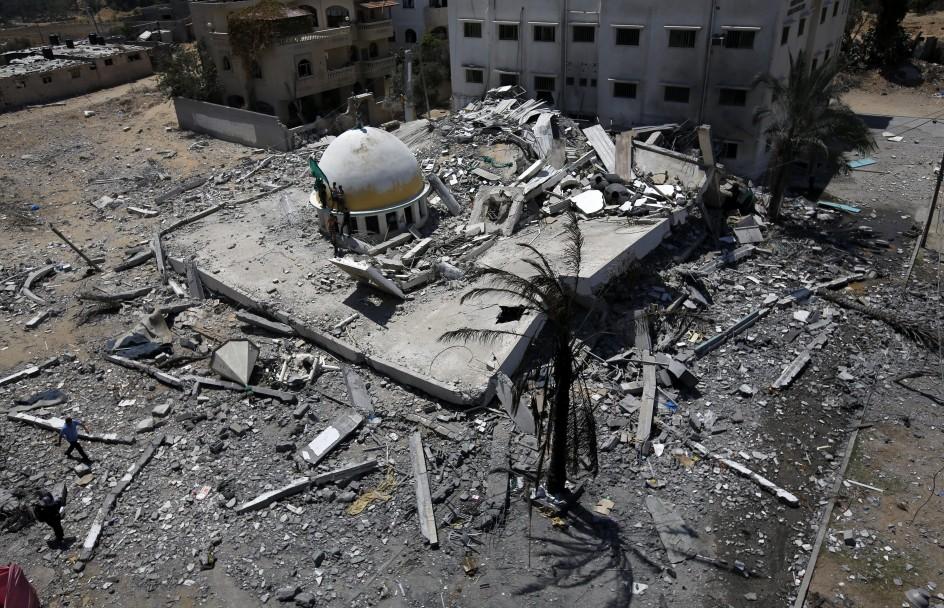 Primeras horas de alto el fuego entre Israel y Gaza