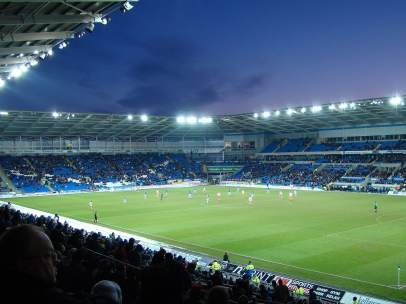 El Cardiff City Stadium