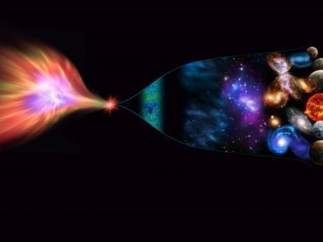 Origen del universo.