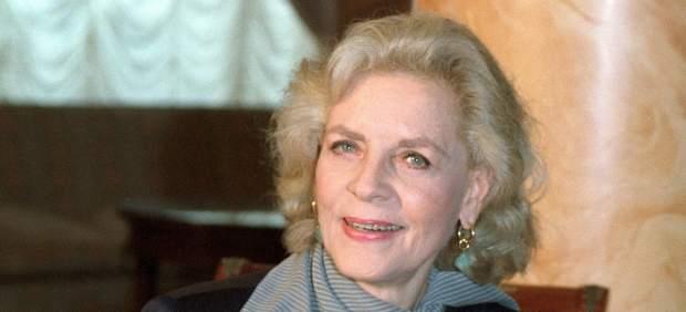 Fallece la actriz estadounidense Lauren Bacall a los 89 años