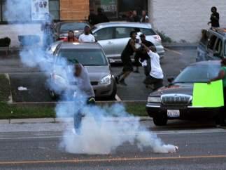 Disturbios en Ferguson, Misuri