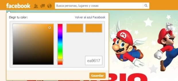 Cambiar el color de Facebook: cómo hacerlo para evitar los virus informáticos
