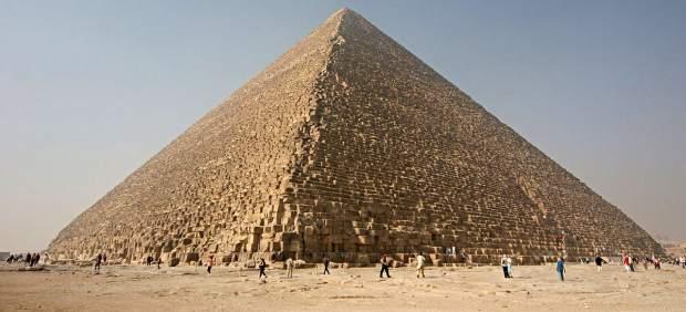 Gran Pirámide de Guiza