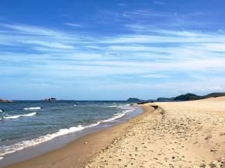Playas de Corea del Norte