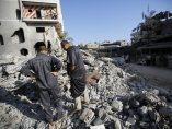 Se trata de la mayor masacre aérea turca en territorio sirio.