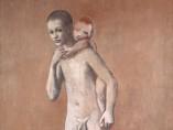 Les deux frères, Frühsommer 1906 (Gósol)