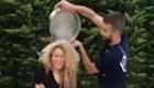 Ver v�deo Shakira dio un 'cacerolazo' a Piqu�