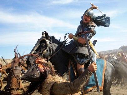 Christian Bale en Exodus