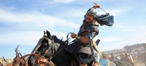 Christian Bale in Esodo