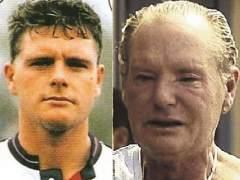 Paul Gascoigne, antes y despu�s