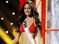 Patricia Yurena, en Miss Universo