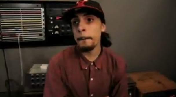 El rapero brit�nico Abdel-Majed Abdel Bary