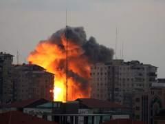 Israel ataca una f�brica de armas de Ham�s en Gaza