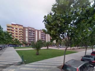 Plaza de la Reina Fabiola (Sagunto)