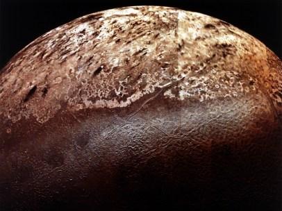 Tritón, satélite de Saturno