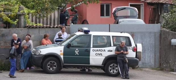 La Guardia Civil investiga un presunto caso de violencia machista en Pontevedra