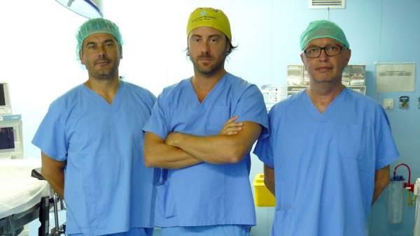 El servicio de Cirugía Plástica y Reconstructiva del Hospital Universitario de La Ribera, en Alzira (Valencia)
