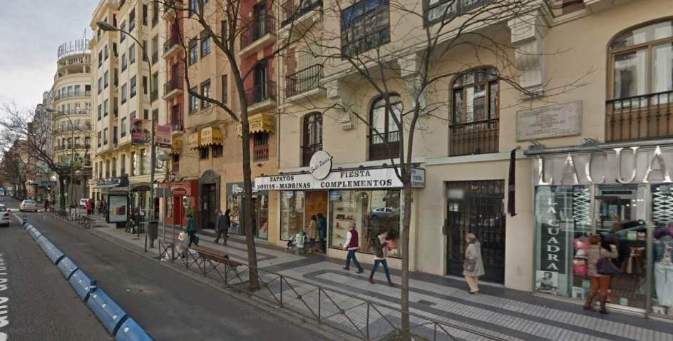 Investigan la muerte de un hombre de 32 a os por arma for Pisos en calle alcala madrid
