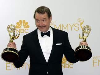 Bryan Cranston, Emmy por Breaking Bad