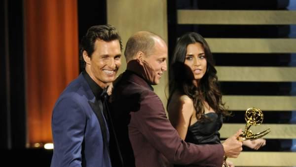 Entre detectives anda el juego: los 'True Detective' con un Emmy que no era lo suyo