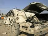 Atentado con coche bomba en Irak.