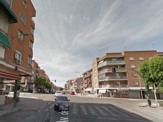 Número 5 de la avenida de la Cañada en Coslada, Madrid