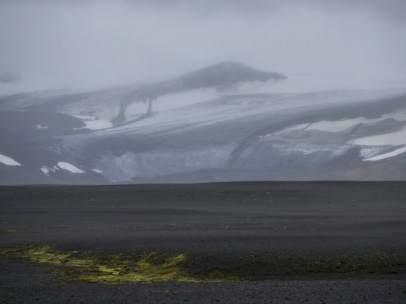 El volcán islandés Bárdarbunga