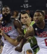 EE UU de baloncesto