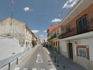 Calle Arroyo de San Fernando de Henares
