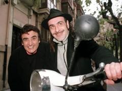 Peret y Tonino Carotone
