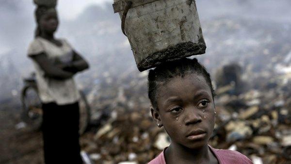 'E-waste dump, Accra, Ghana'