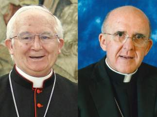 Antonio Ca�izares y Carlos Osoro