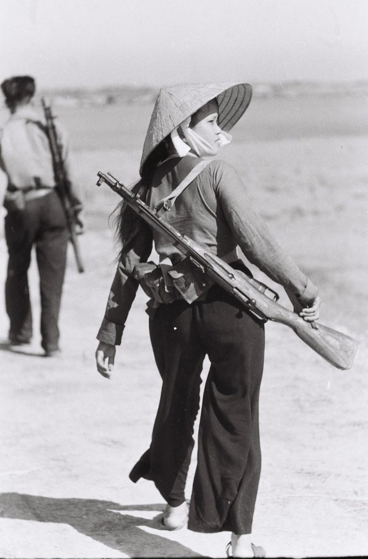 Jefa de guerrilla, 1966