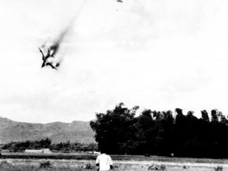 Avión derribado, 4 de septiembre de 1966