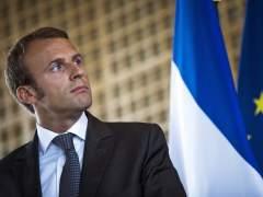 """Dimite Macron, ministro y """"deriva liberal"""" de Hollande"""