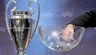 Sorteo de la primera fase de la Champions