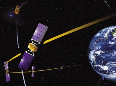 Sistema de navegación vía satélite Galileo