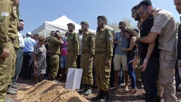 Israel ocupa territorio en Cisjordania