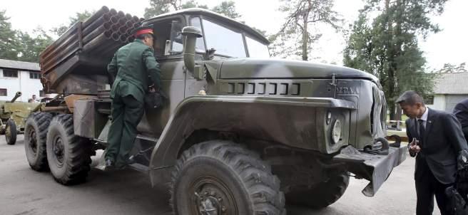 Observadores militares internacionales