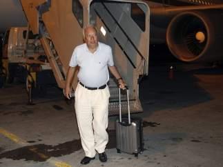 García-Margallo y el avión averiado