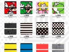 Presentadas las primeras carcasas de la nueva Nintendo 3DS