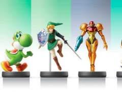 Estos son los 12 primeros mu�ecos Amiibo de Nintendo